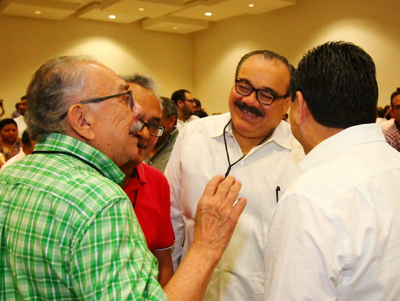 Es tiempo de construir la unidad, afirma Ramírez Marín