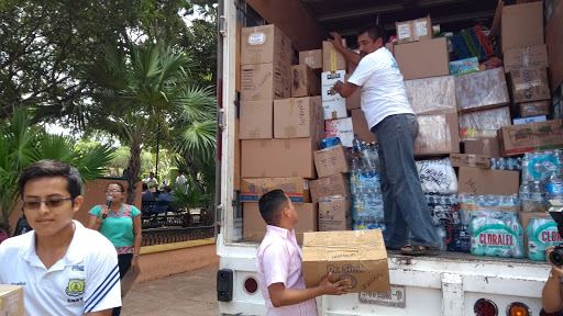 Ya no más víveres para damnificados: Cruz Roja Yucatán