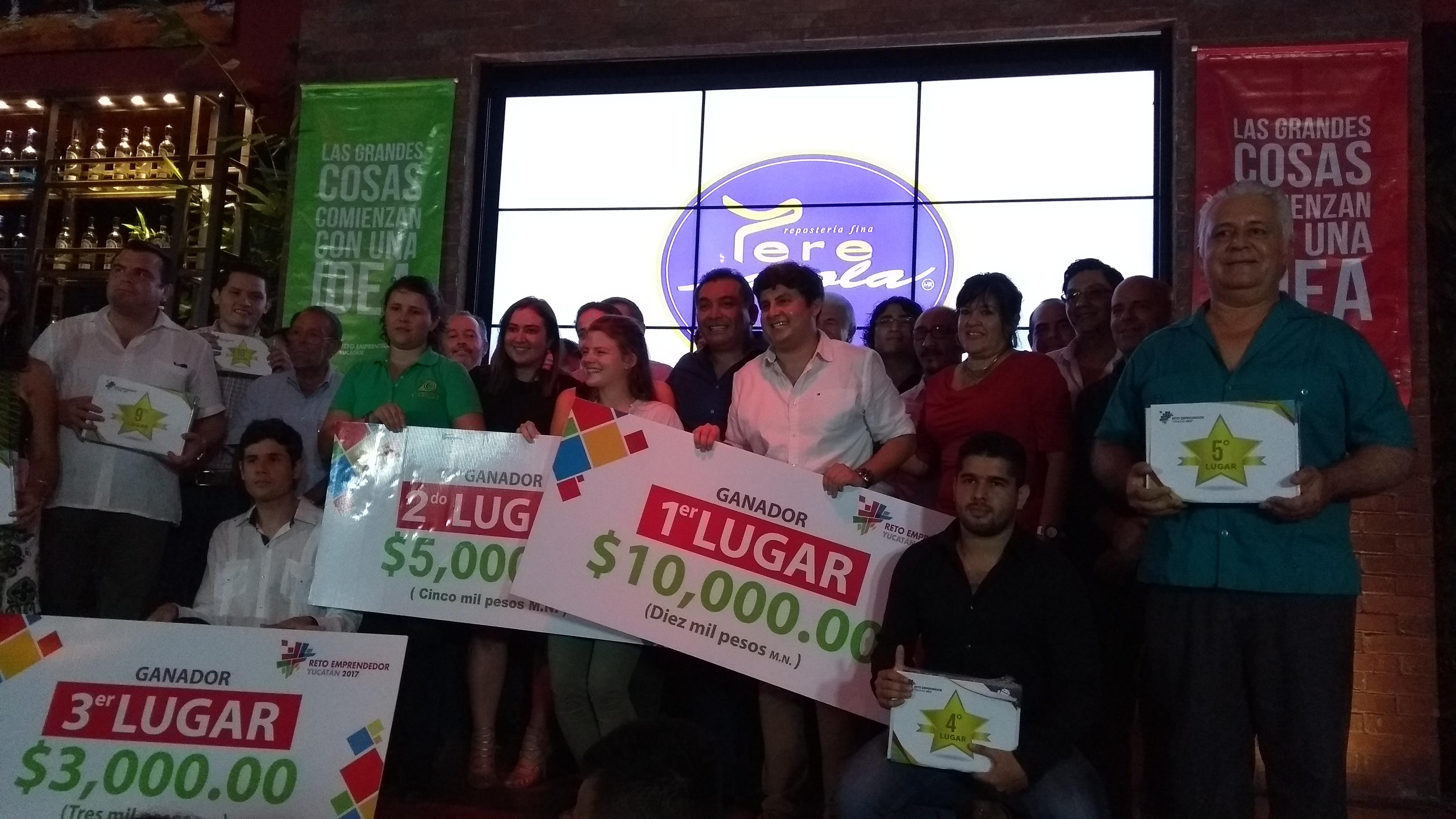 Reto Emprendedor consolida marcha económica de Yucatán