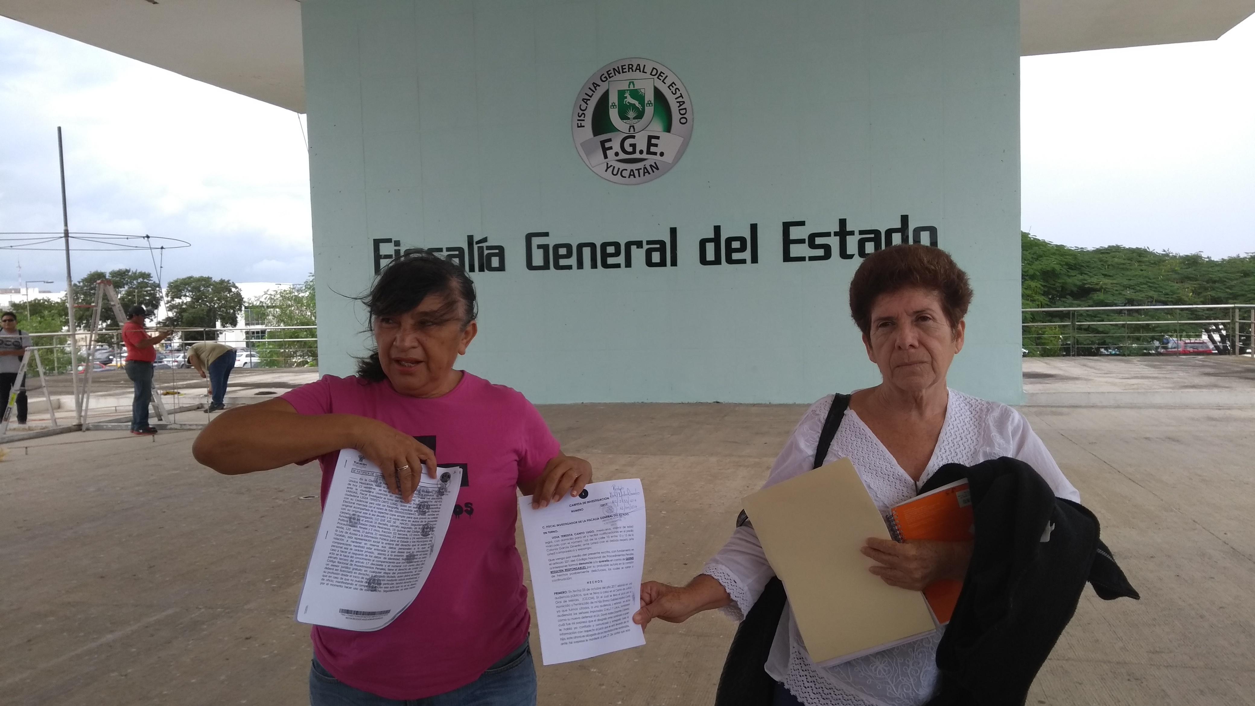 Luchaba por justicia para Emma Gabriela, ahora defiende a los asesinos
