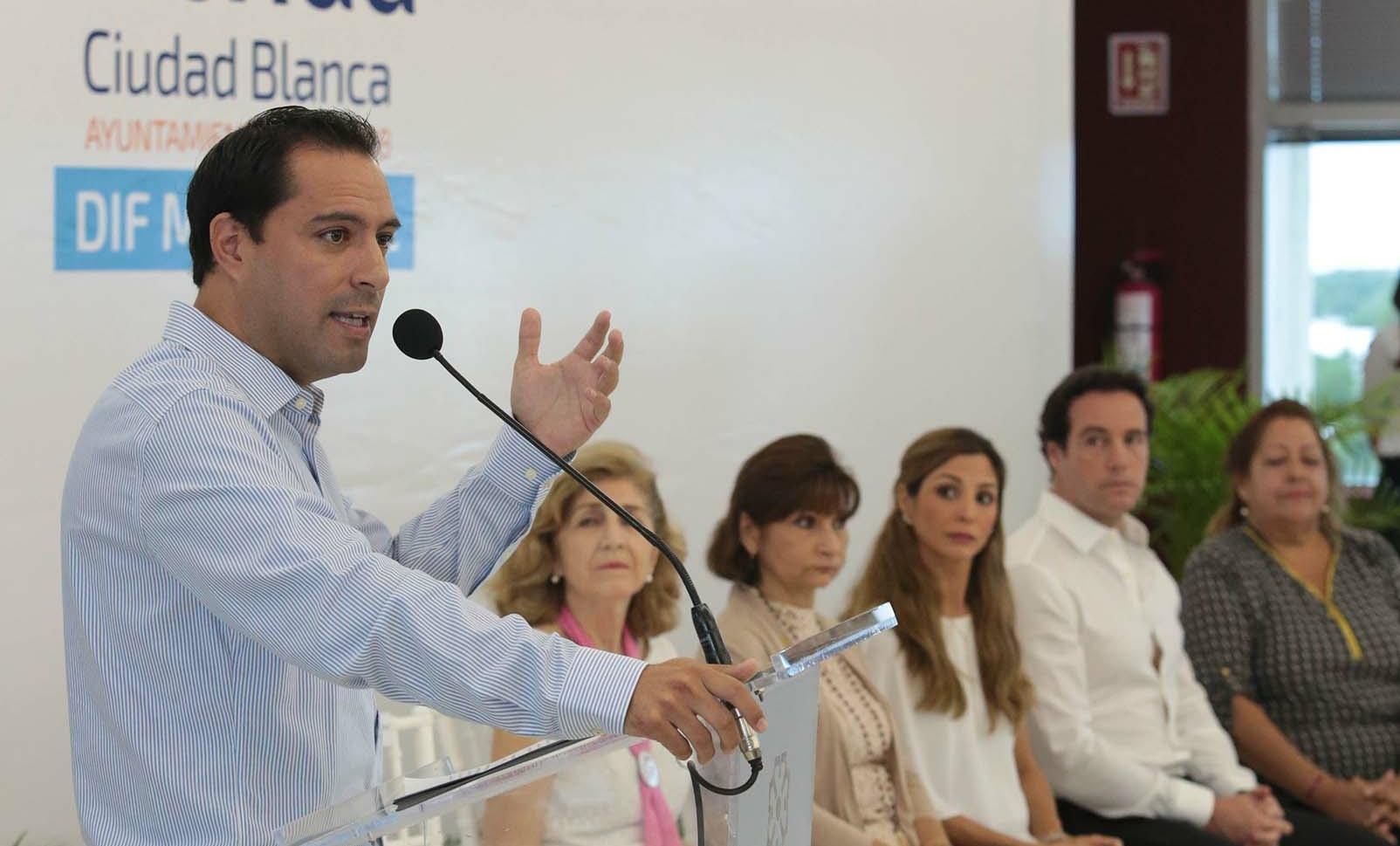 Amplía Ayuntamiento Mérida apoyo a agrupaciones altruistas