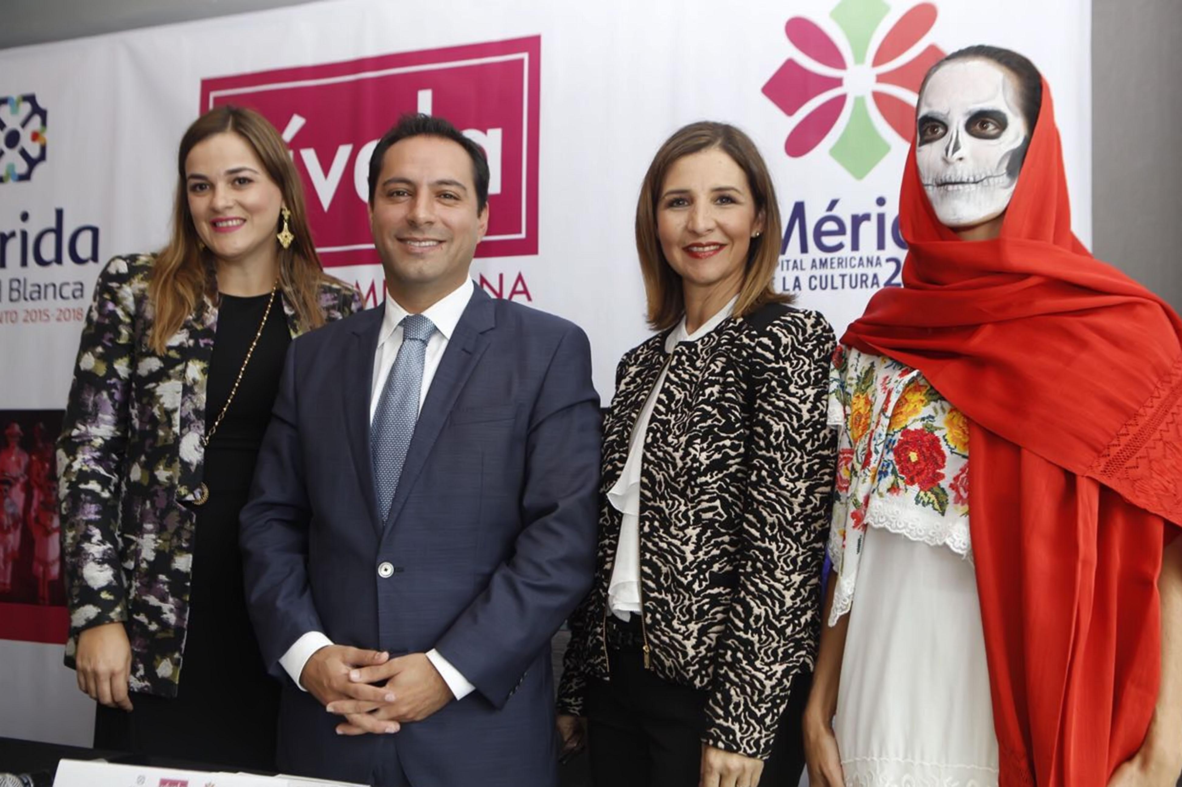 Preparan cierre espectacular de Mérida, Capital Americana de la Cultura