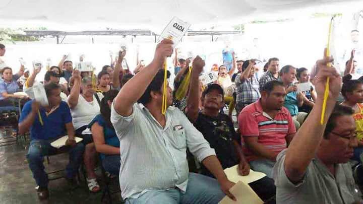 Aprueba PRD alianzas en Yucatán que incluirían al PAN