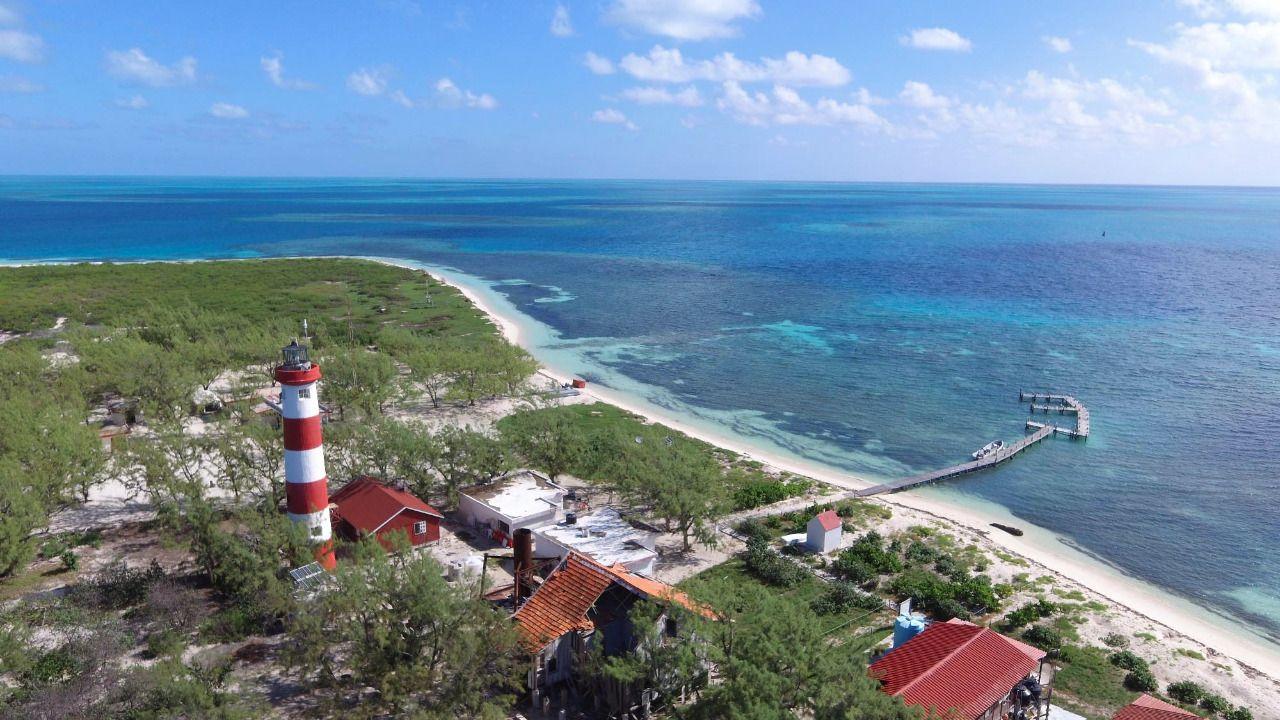 Aplican operativo de protección en Arrecife Alacranes
