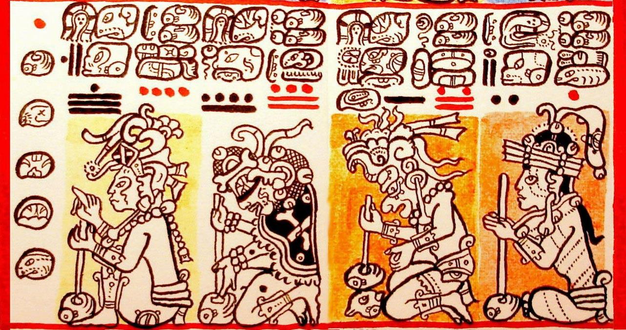 Adoptaban mayas medidas de prevención contra huracanes