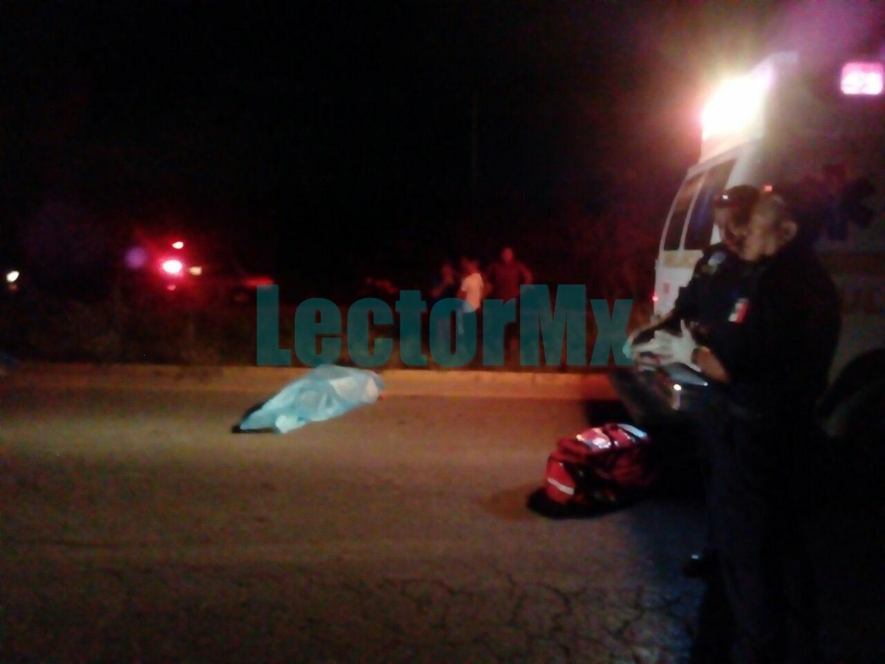 Muere ciclista en la periferia de Mérida