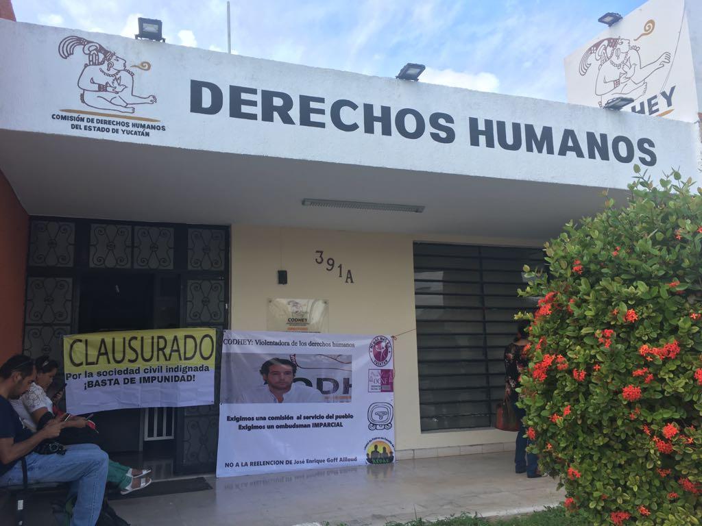 """Ombudsman yucateco """"reprobado"""" por grupos civiles"""