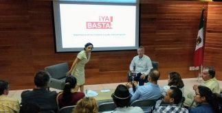 Conferencia del INAI en Mérida