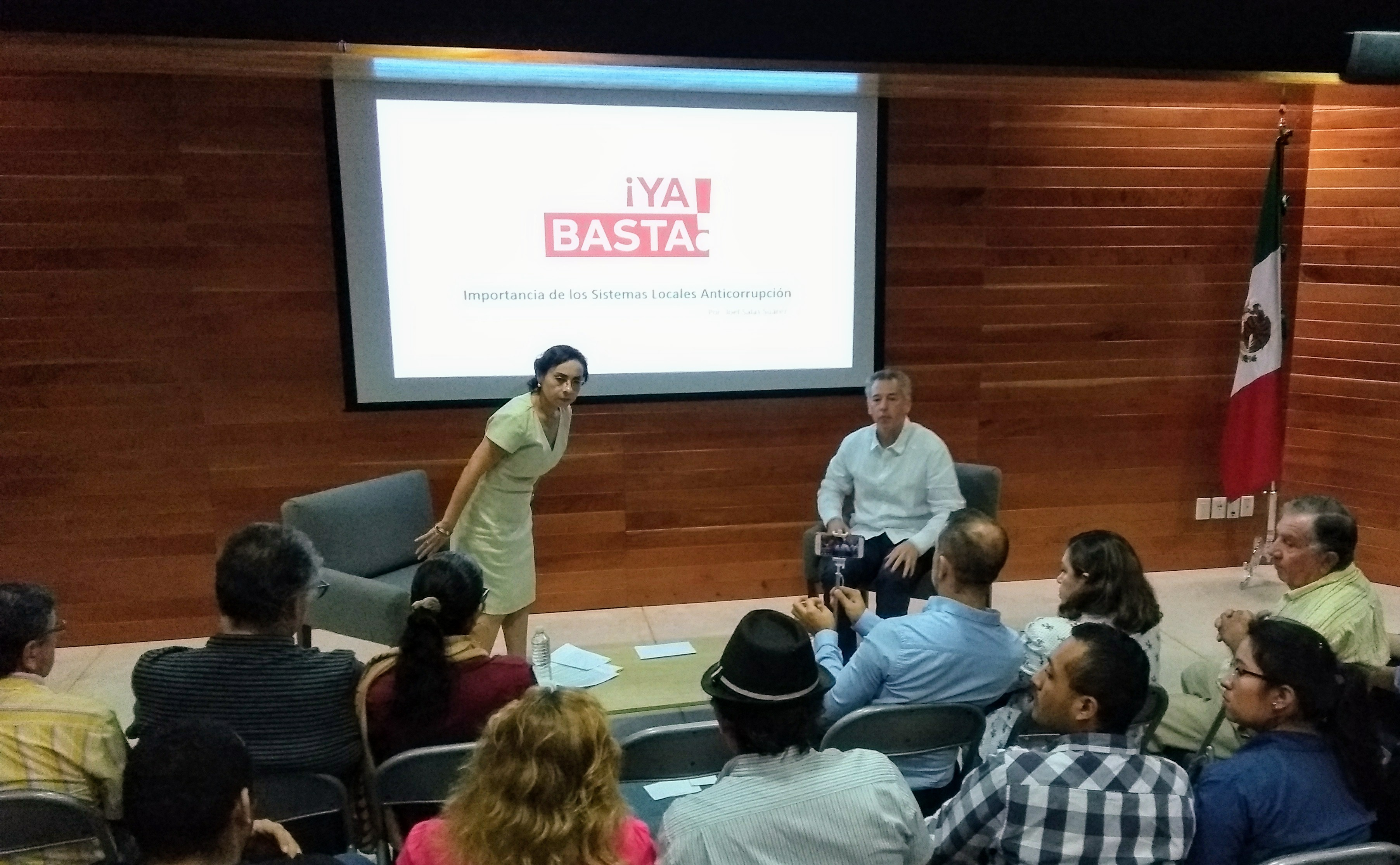 Yucatecos <i>no quieren</i> frenar corrupción del Gobierno (video)