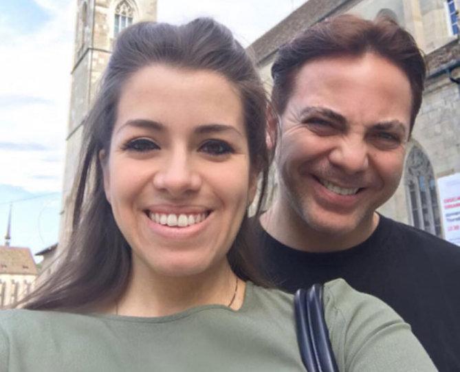 Un WhatsApp causó divorcio de Cristian Castro