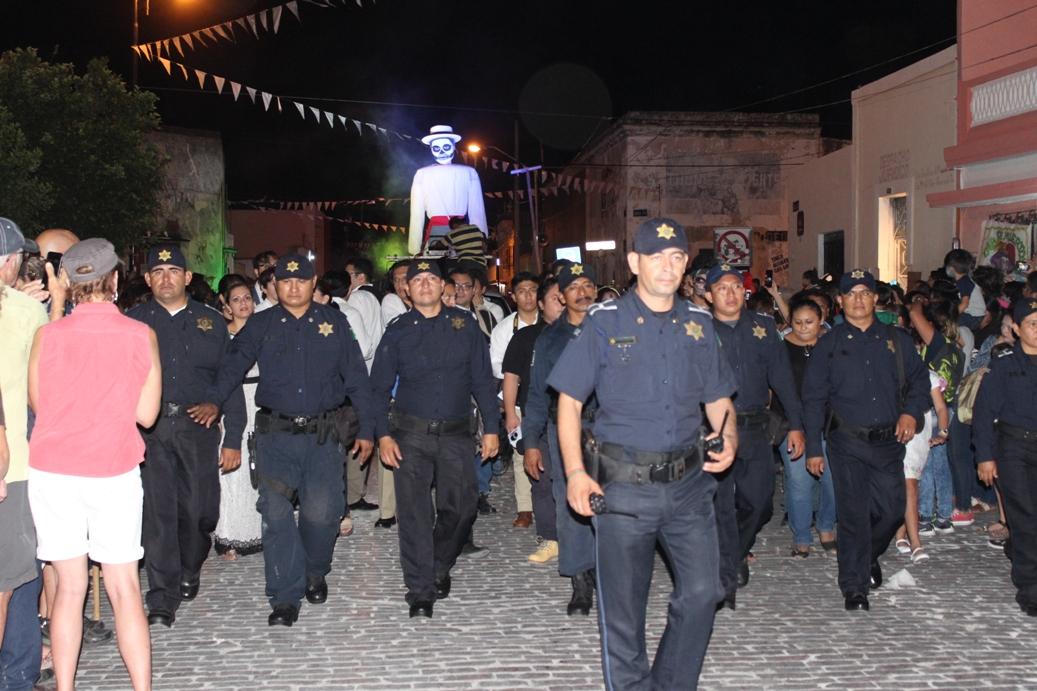 """Cierre de calles por """"Paseo de las Ánimas"""""""