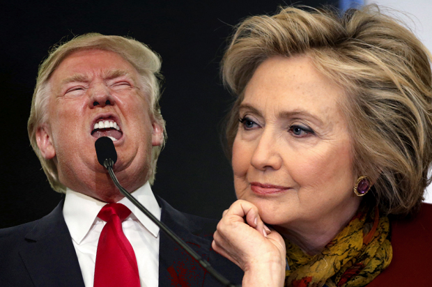 Contrató Hillary a espía para investigar a Trump