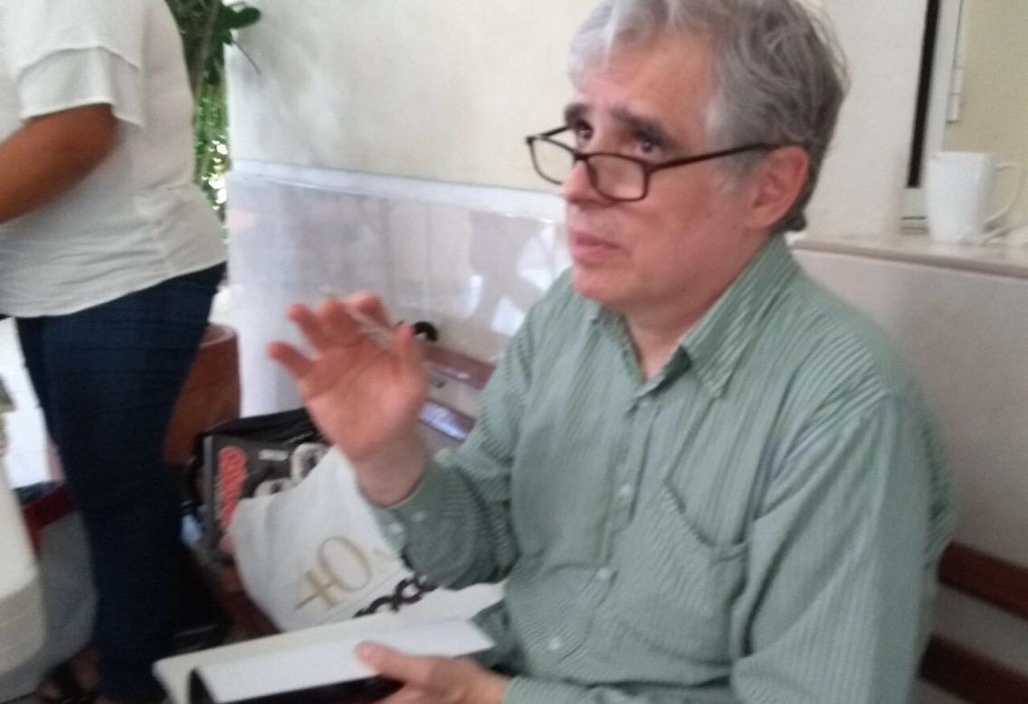 Crónica: De cómo Felipe Carrillo Puerto puede frenar destrucción del mundo