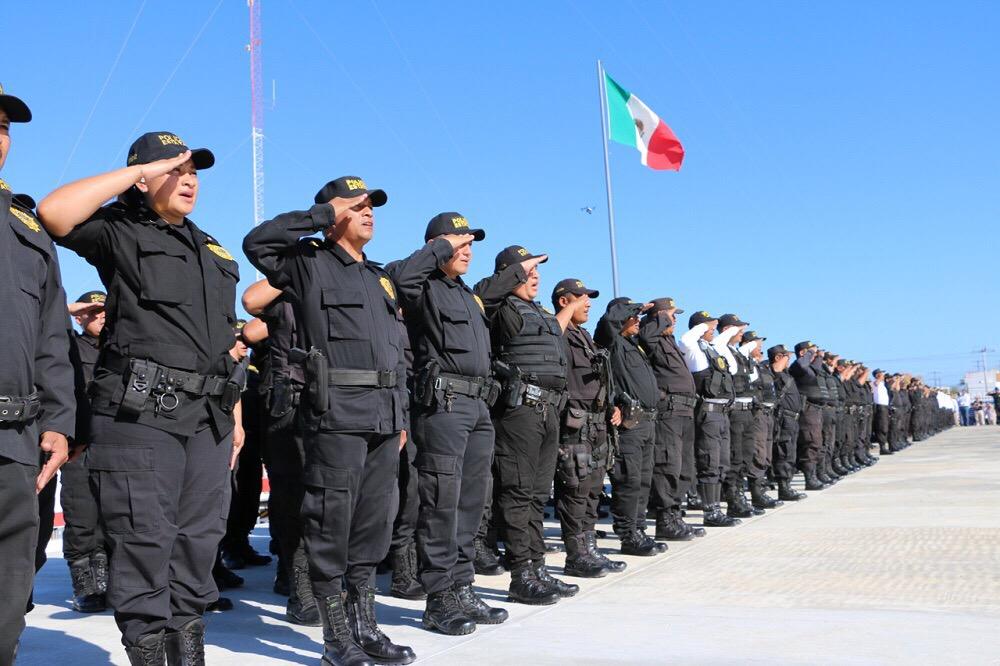 """Reprobación de policías en México """"supera a Harvard"""""""