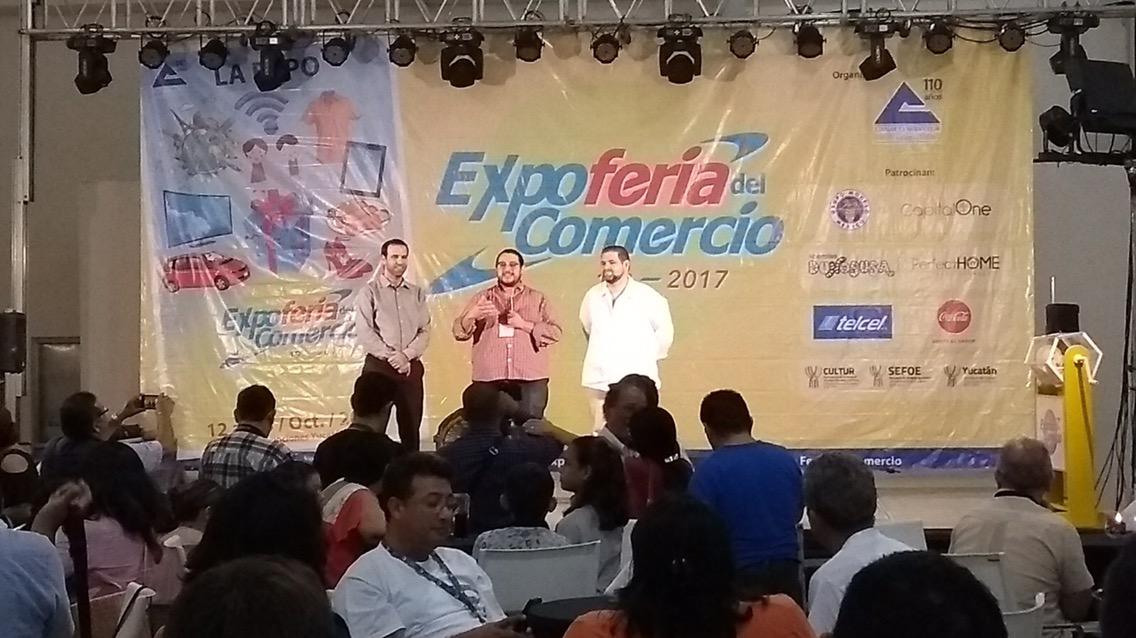 Abre Expo Feria del comercio más grande del sureste