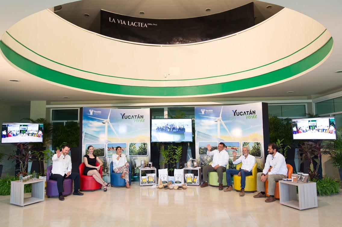 Exponen aportes de Yucatán para mitigar cambio climático