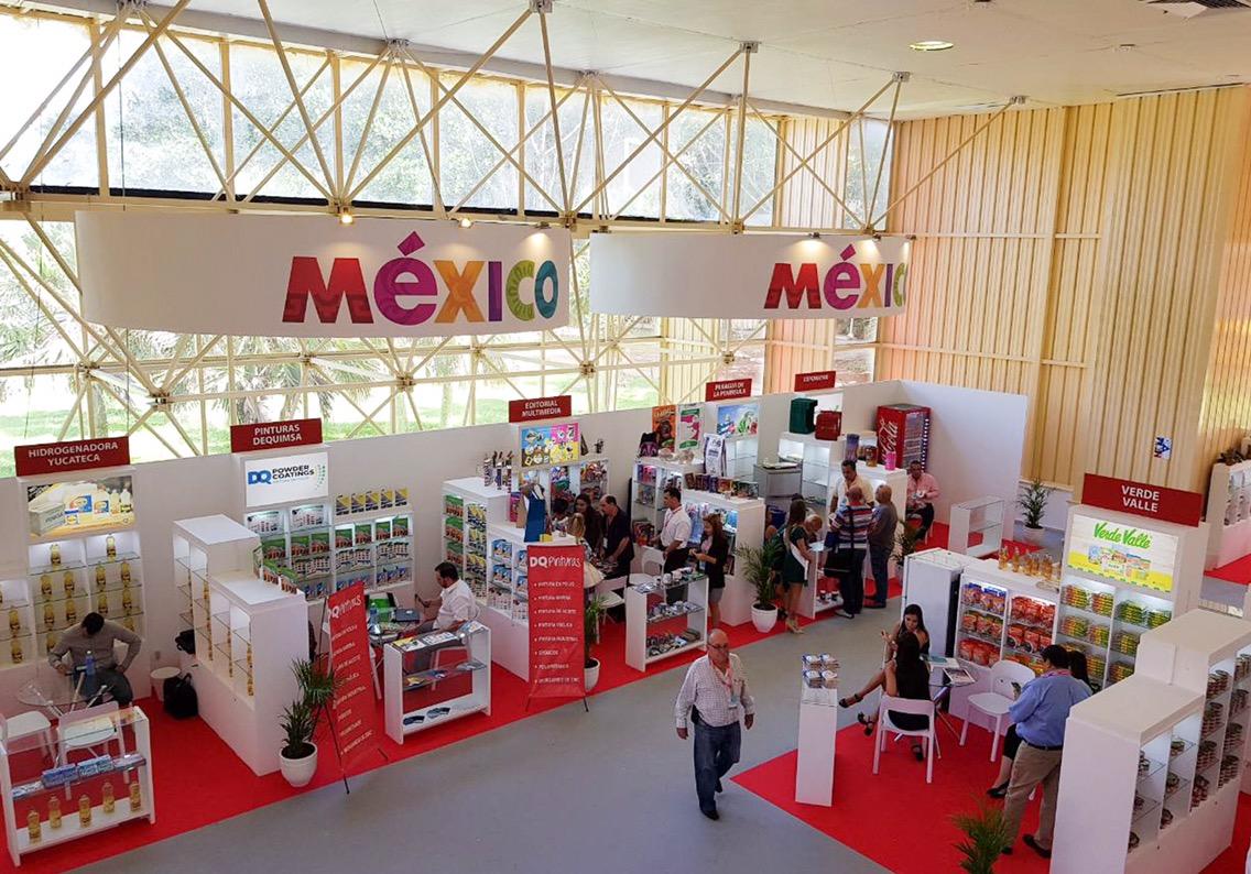 Feria Internacional de La Habana recibe a empresarios yucatecos