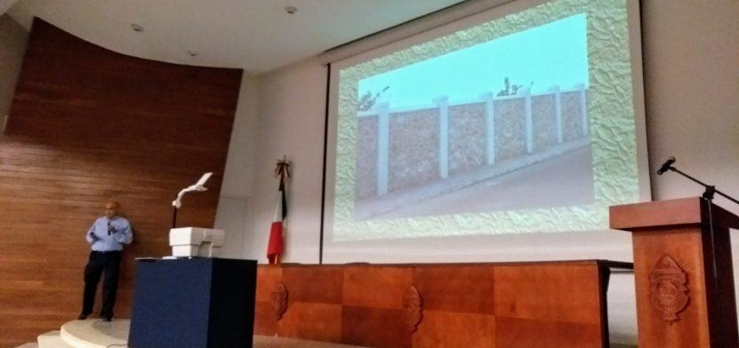 javier González Alonzo, ingeniero conferencia uady