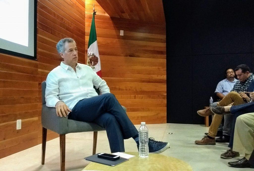 Comisionado Joel Salas Suárez
