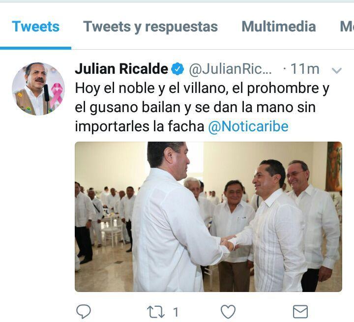 julian ricalde