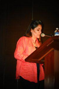 Magdalena Alvarado Manzano participó en el I Congreso Interdisciplinario del Sureste: Pasadp, Presente y Futuro del Patrimonio Cultural.
