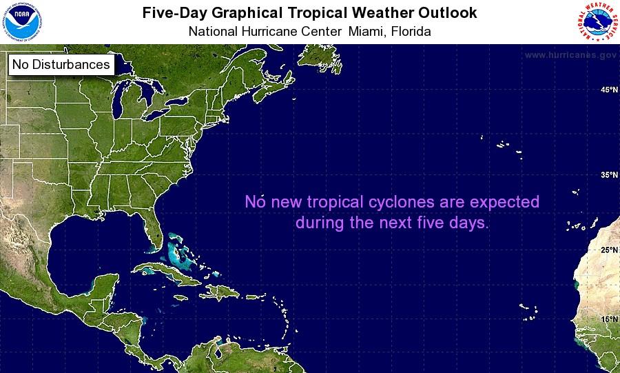 Ondas tropicales <i>invaden</i> la Península de Yucatán: ¡aguas con las lluvias!