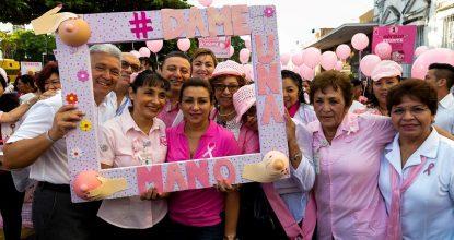 marcha cancer mama