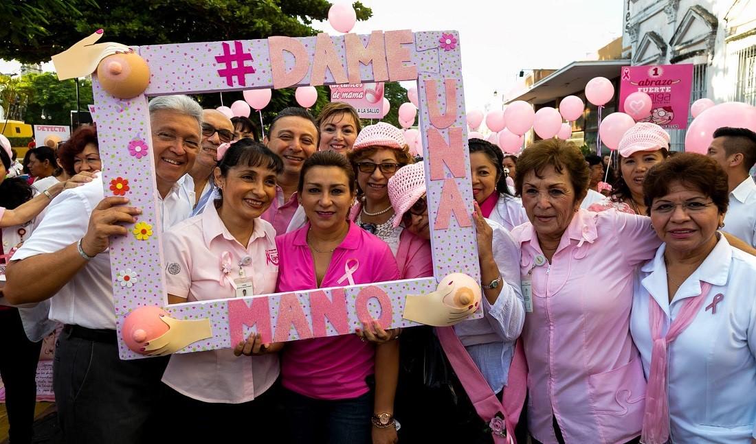 Cada 5 días una mujer muere en Yucatán, por cáncer de mama