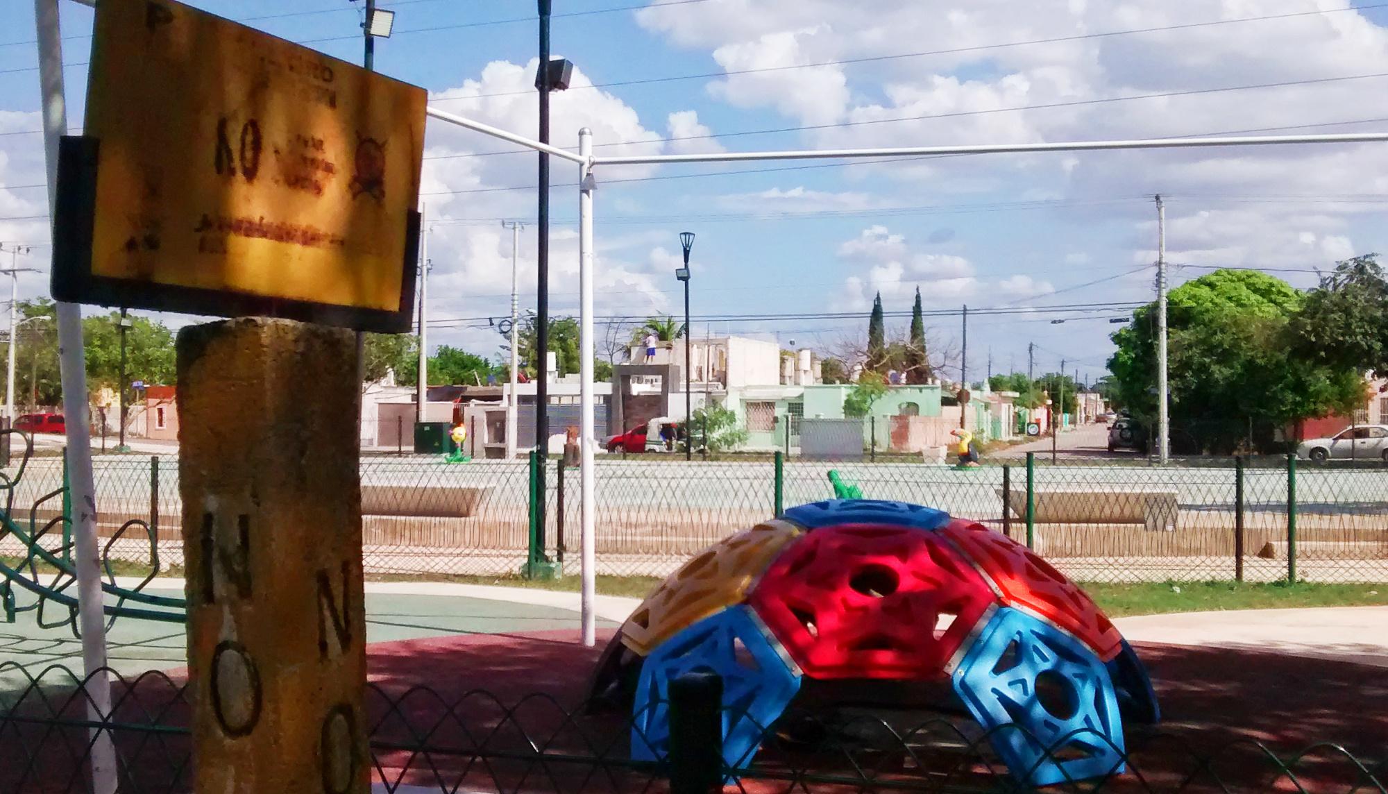 "Parques de Mérida serán ""laboratorios"" para expertos"