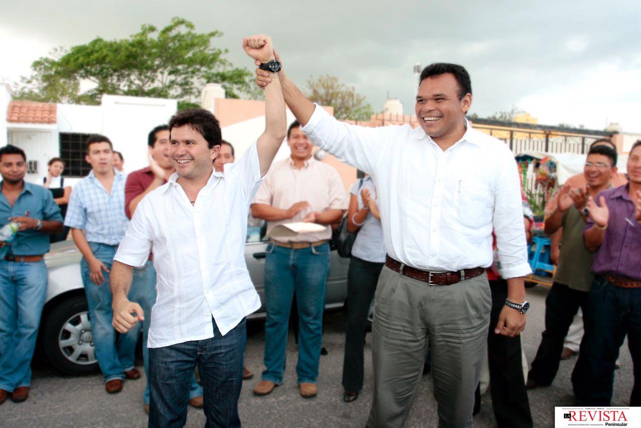 Mauricio Sahuí se apunta para la gubernatura