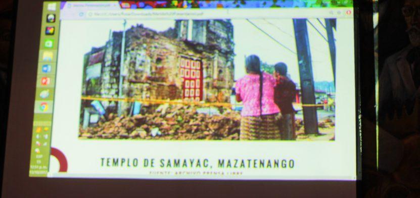 temblor guatemala ponencia en congreso interdisciplinario