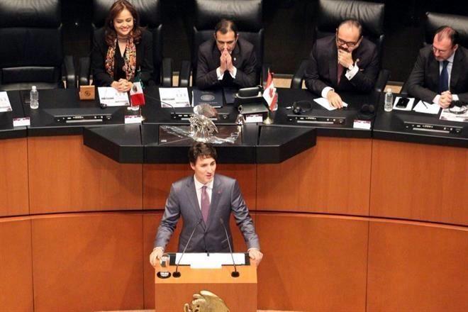 Pide Trudeau mejorar normas laborales