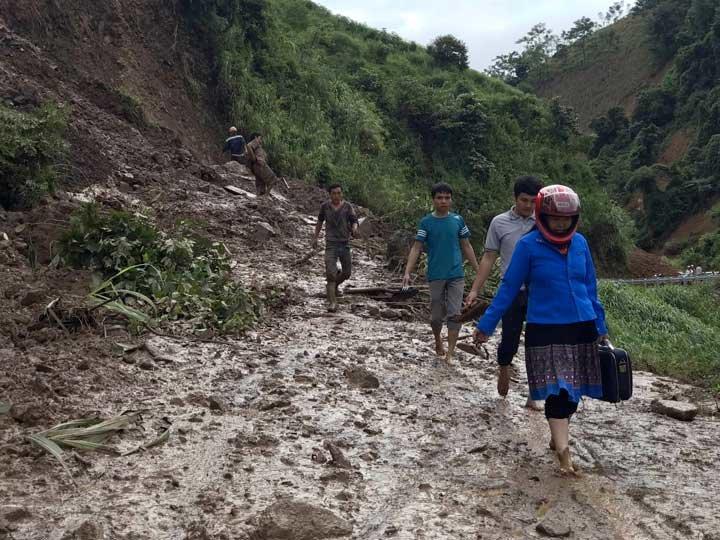 Tormenta deja 54 muertos y 39 desaparecidos en Vietnam