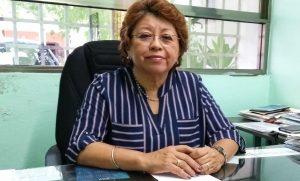 Beatriz Nájera, presidenta del Consejo de Notarios de Yucatán.