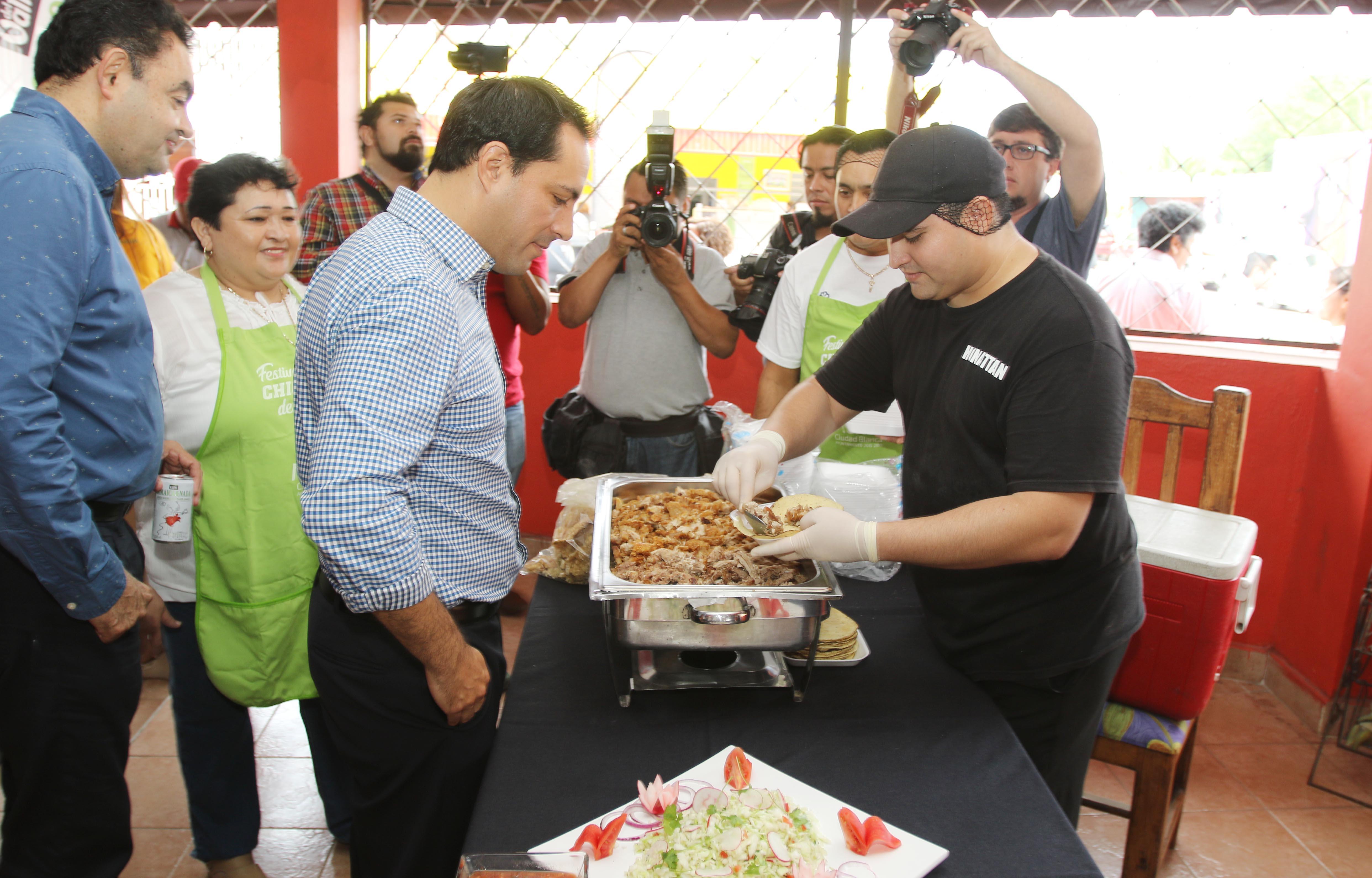 Festival de la Chicharra en Xcalachén, el próximo sábado