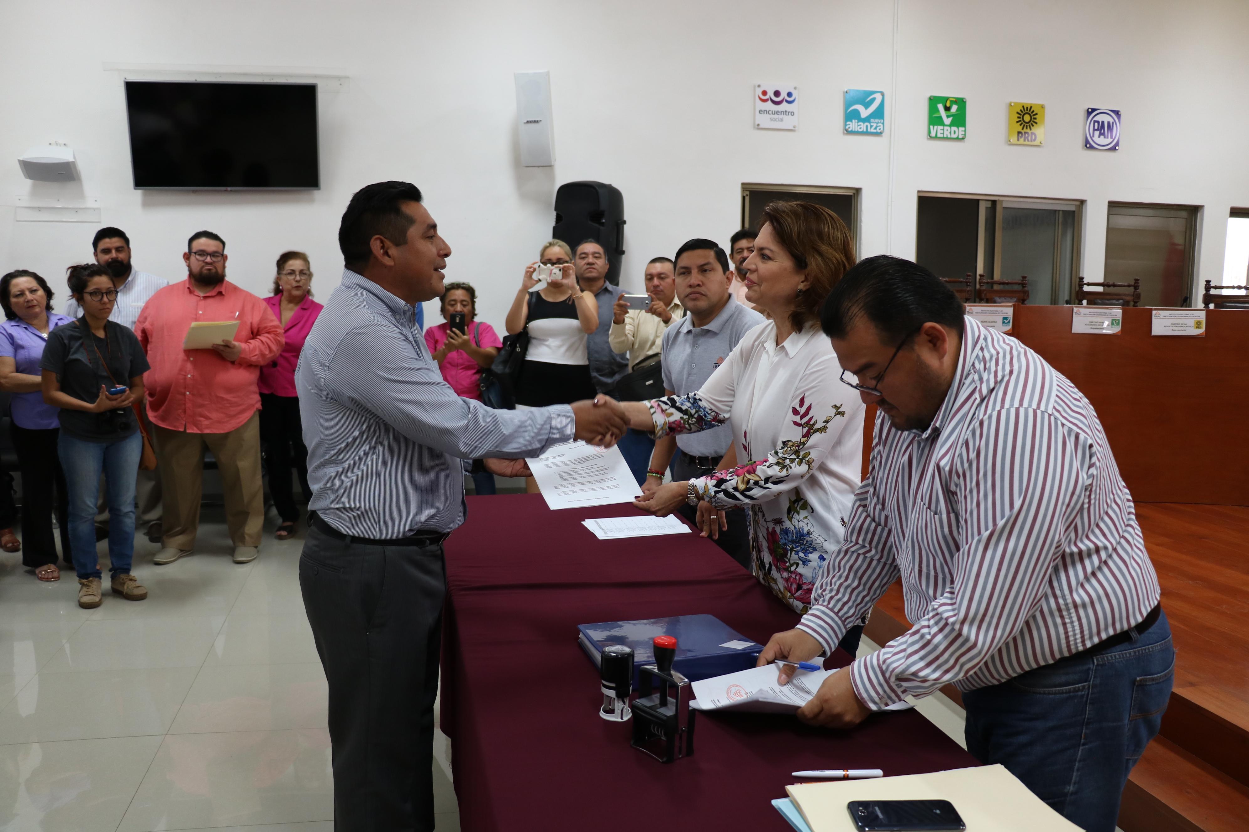 Concluye etapa de manifestación de intención para candidaturas independientes
