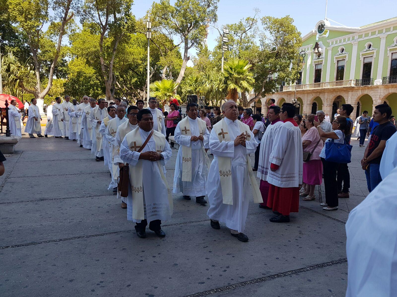 Baja en Yucatán cifra de bautizados y, por tanto, de católicos