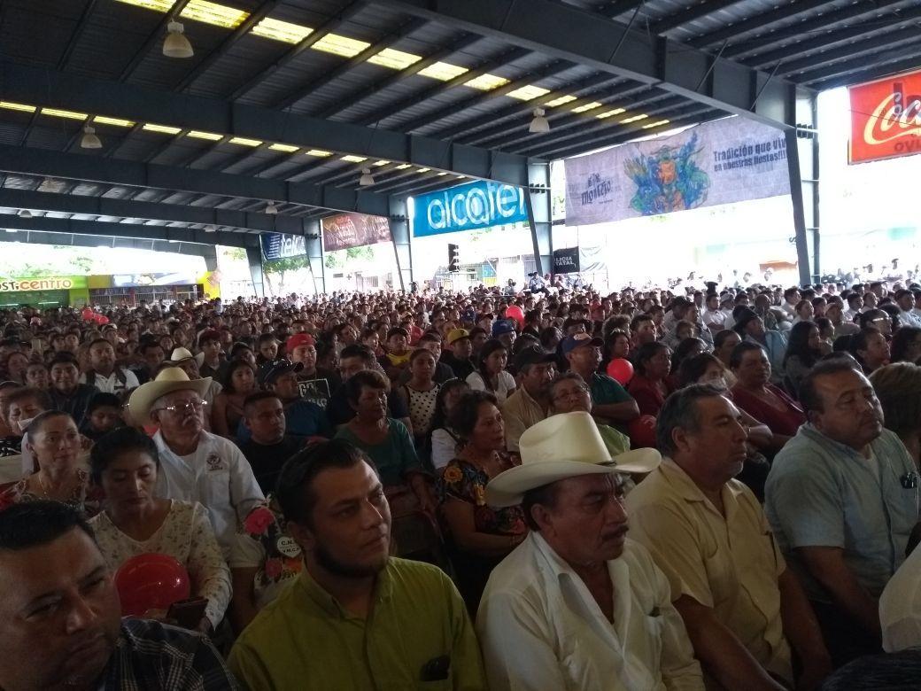 La 'cargada priista' también se activó en Yucatán