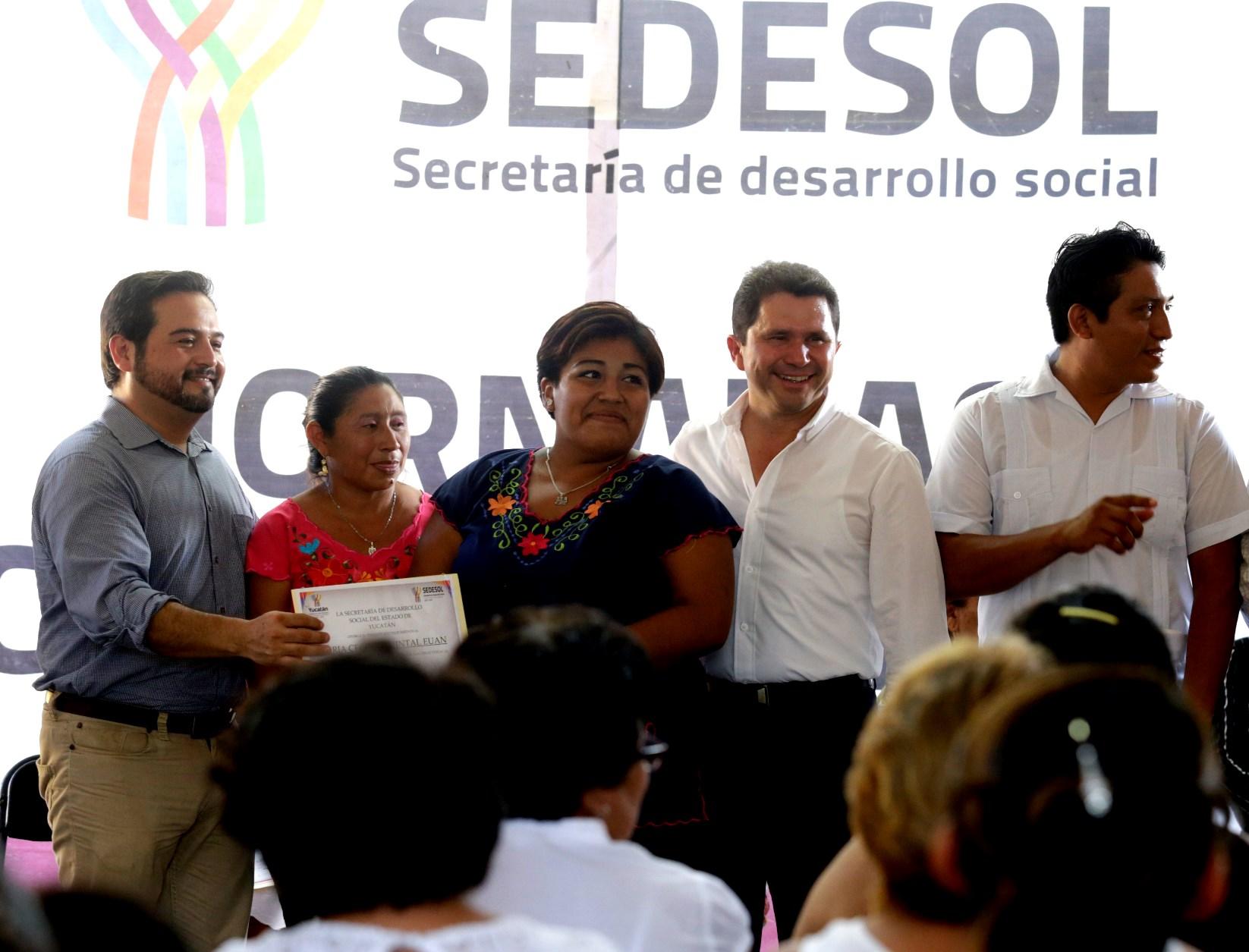 Yucatán merece nuestra dedicación: Mauricio Sahuí