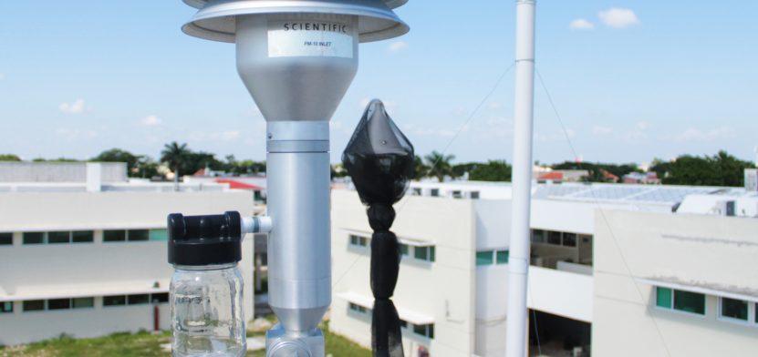 Los aparatos que miden la contaminación del aire en Mérida han captado que los niveles rebasan la norma.