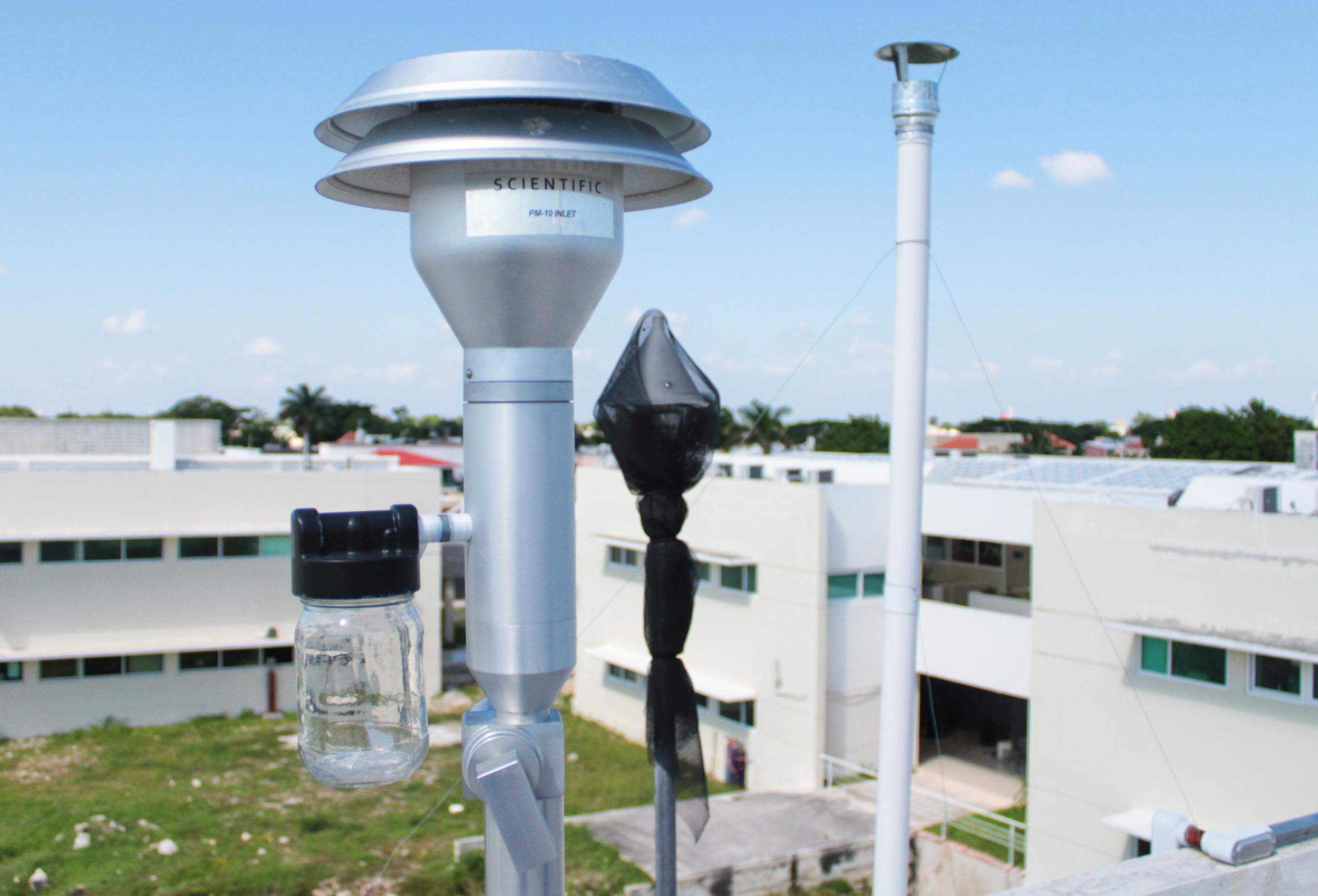 Contaminación del aire en Mérida rebasa niveles permitidos (video)