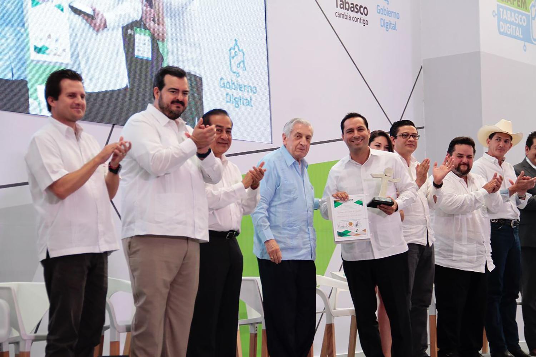 Obtiene Mérida reconocimiento por innovación tecnológica