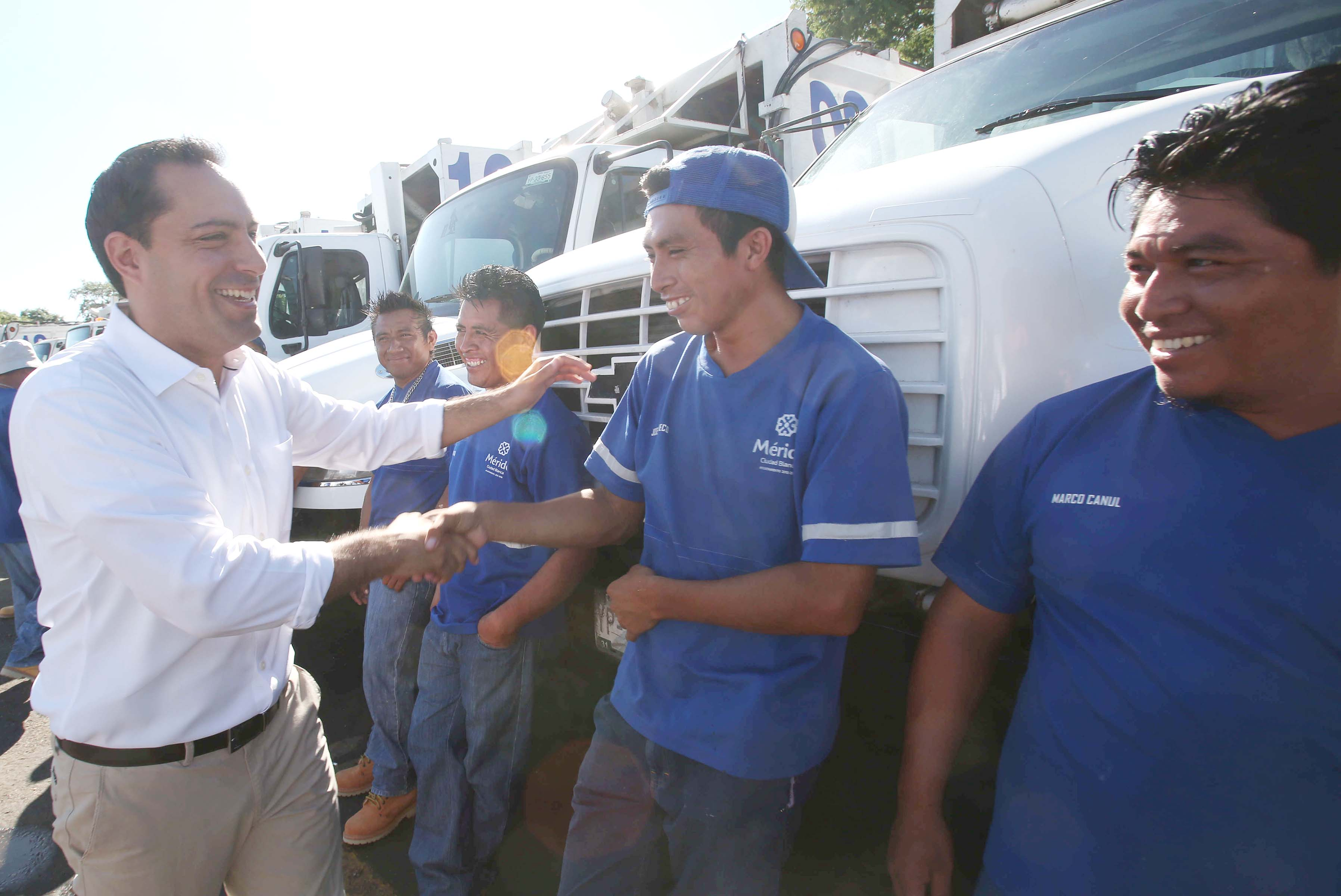 Servilimpia y Servicios Públicos Municipales destacan en Concurso Nacional