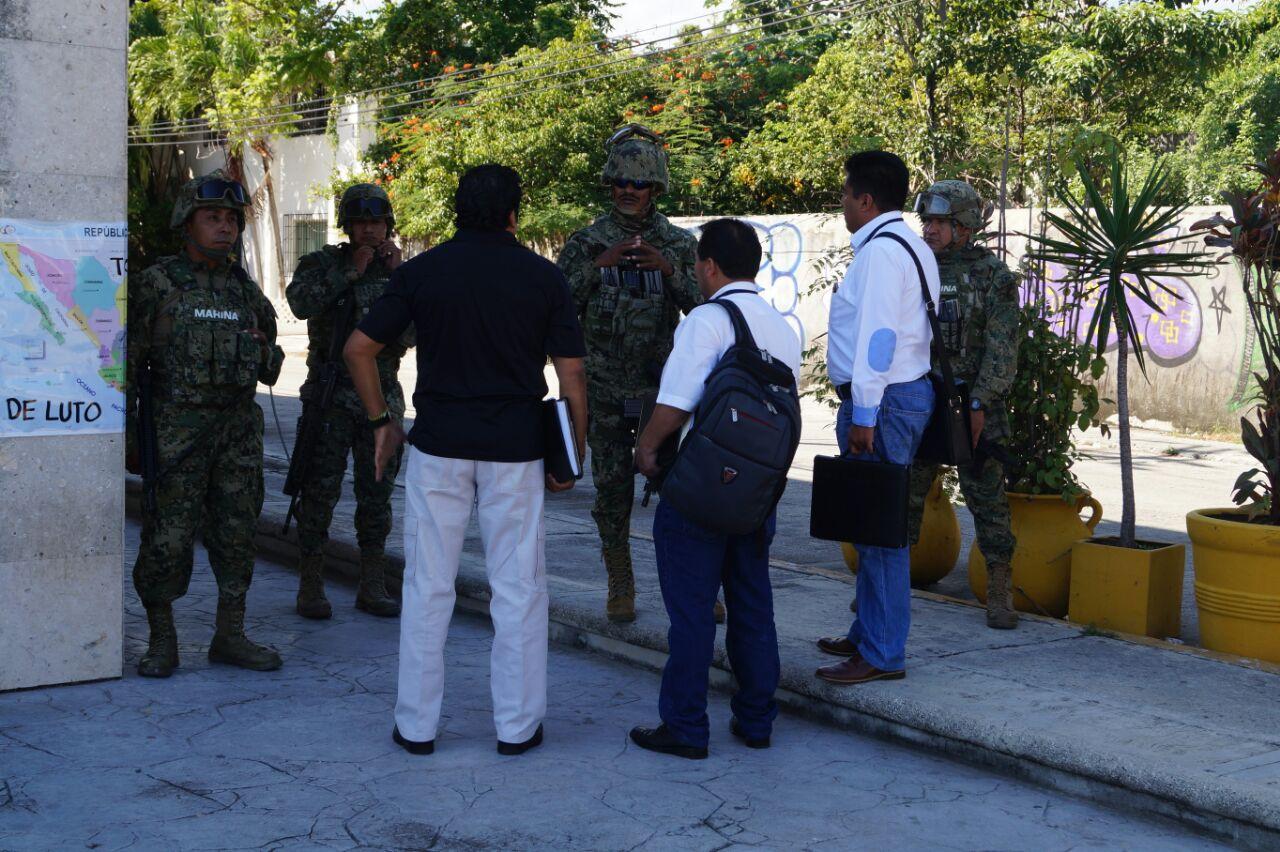 Engrosa CNDH expediente por cajas de seguridad en Cancún