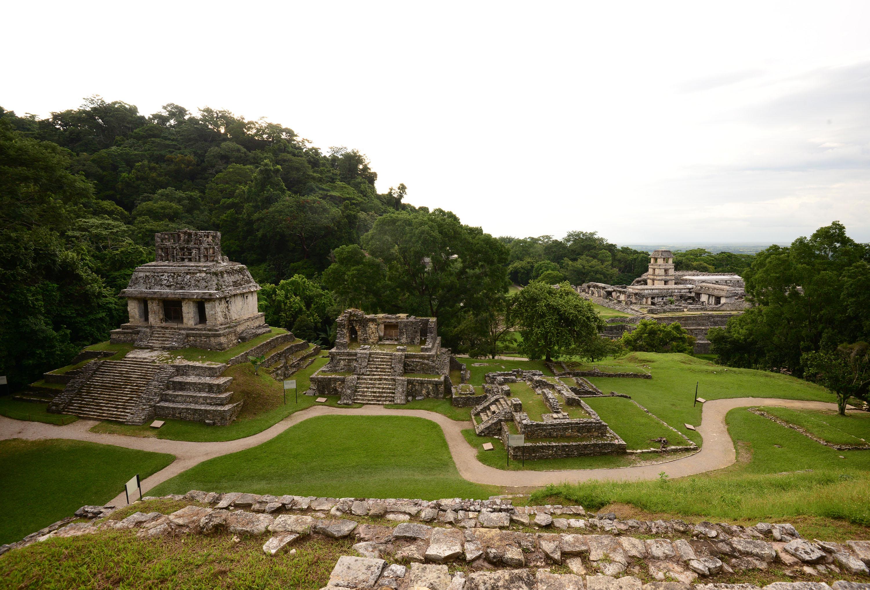 Ensayo sobre antigua ciudad maya de Lakam ha' gana Premio Palenque