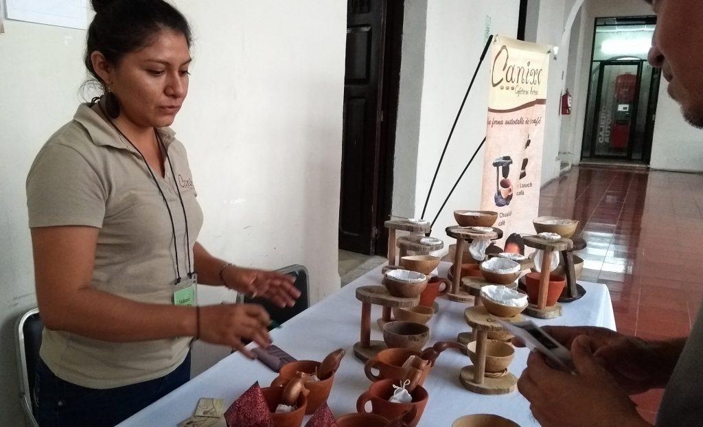 Cafeteras artesanales