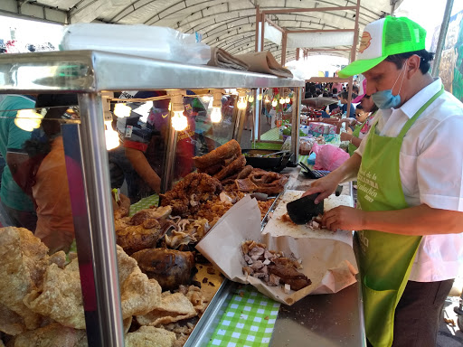 'Gran comilona' en Festival de la Chicharra