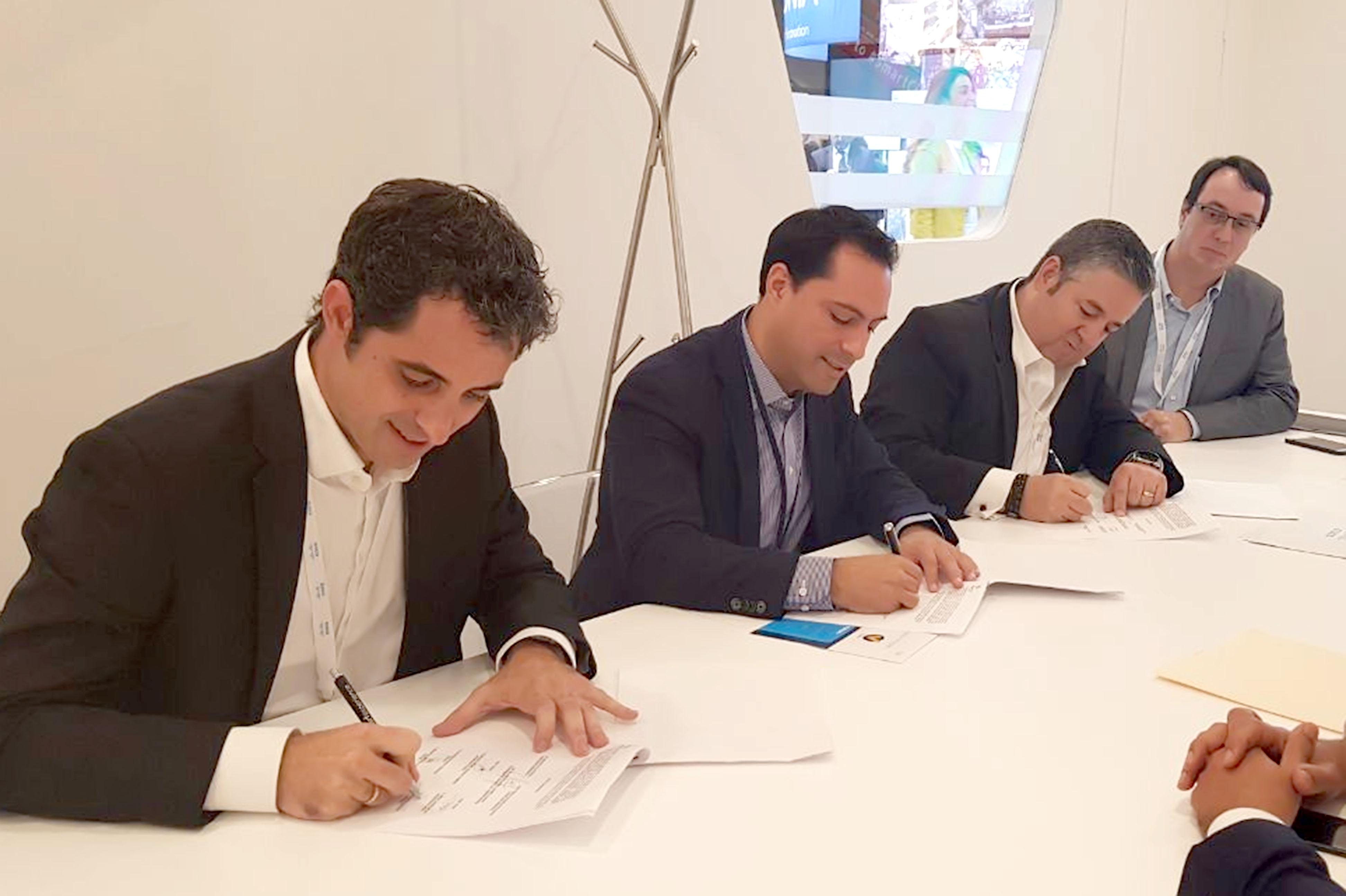 """Ikusi y Cisco Systems donarán en proyecto """"Smart Mérida"""""""