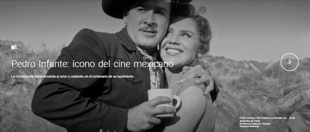Escena película Pedro Infante