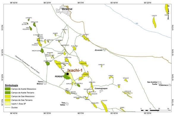Suma Pemex mayor yacimiento terrestre en 15 años
